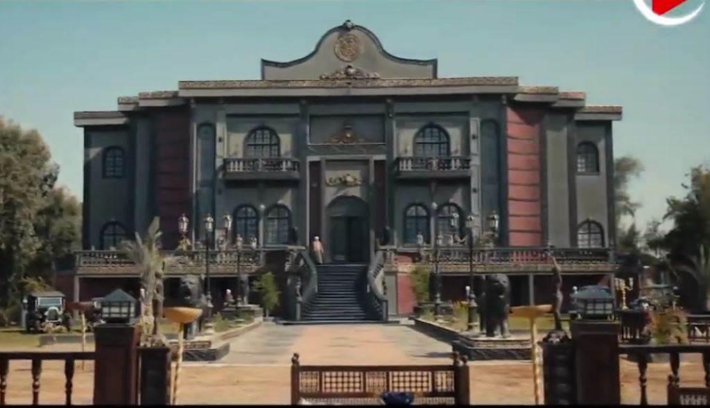مسلسل نسل الأغراب.. 10 صور تكشف عظمة قصر «غفران الغريب» (صور) | موقع بصراحة  الإخباري