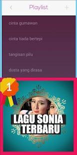 Lagu Sonia Malaysia - náhled