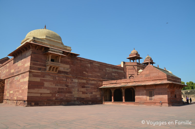 JodhBai Palace