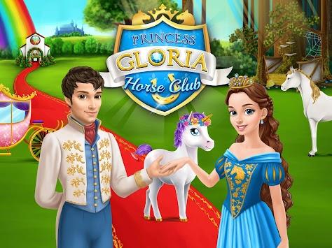 Princess Gloria Horse Club apk screenshot