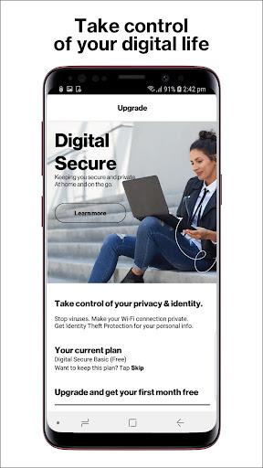 Digital Secure screenshot 2