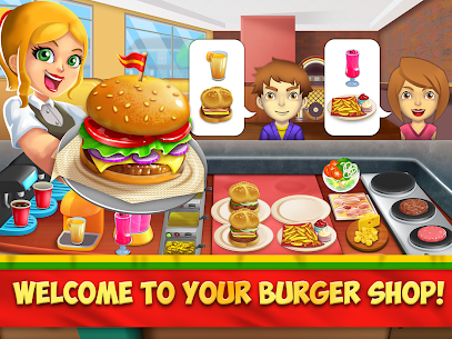 My Burger Shop 2 MOD APK [Unlimited Money + No Ads] 6