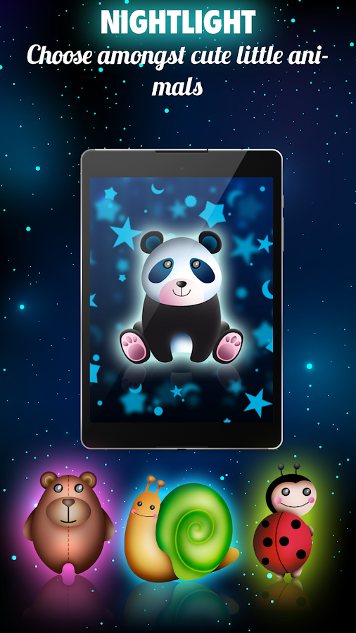 Baby night light android apps on google play baby night light screenshot mozeypictures Choice Image