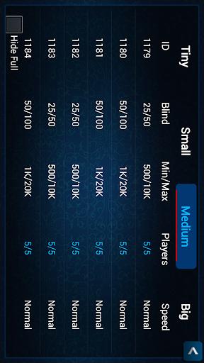 Texas Holdem Poker Pro 4.7.8 screenshots 5