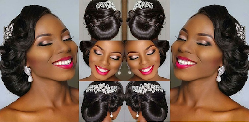 9ja Bridal Hairstyle Makeup Apps On Google Play