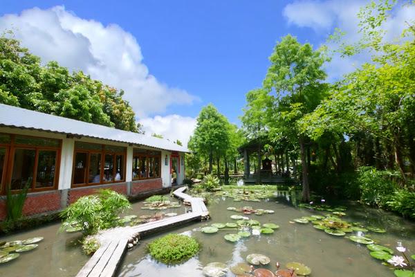 田寮農莊:鬧中取靜的田園景觀,品嚐總舖師的手路菜,南屯景觀餐廳