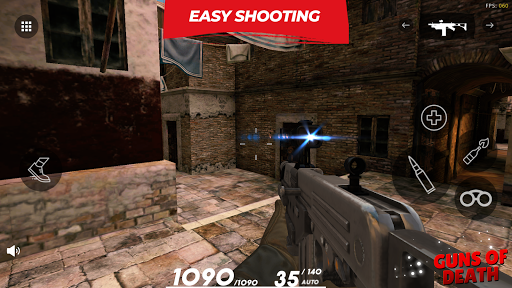 Guns Of Death - Online Multiplayer FPS Game 0.146 {cheat|hack|gameplay|apk mod|resources generator} 1