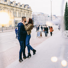 Wedding photographer Oksana Starshova (oxanastar). Photo of 14.01.2018
