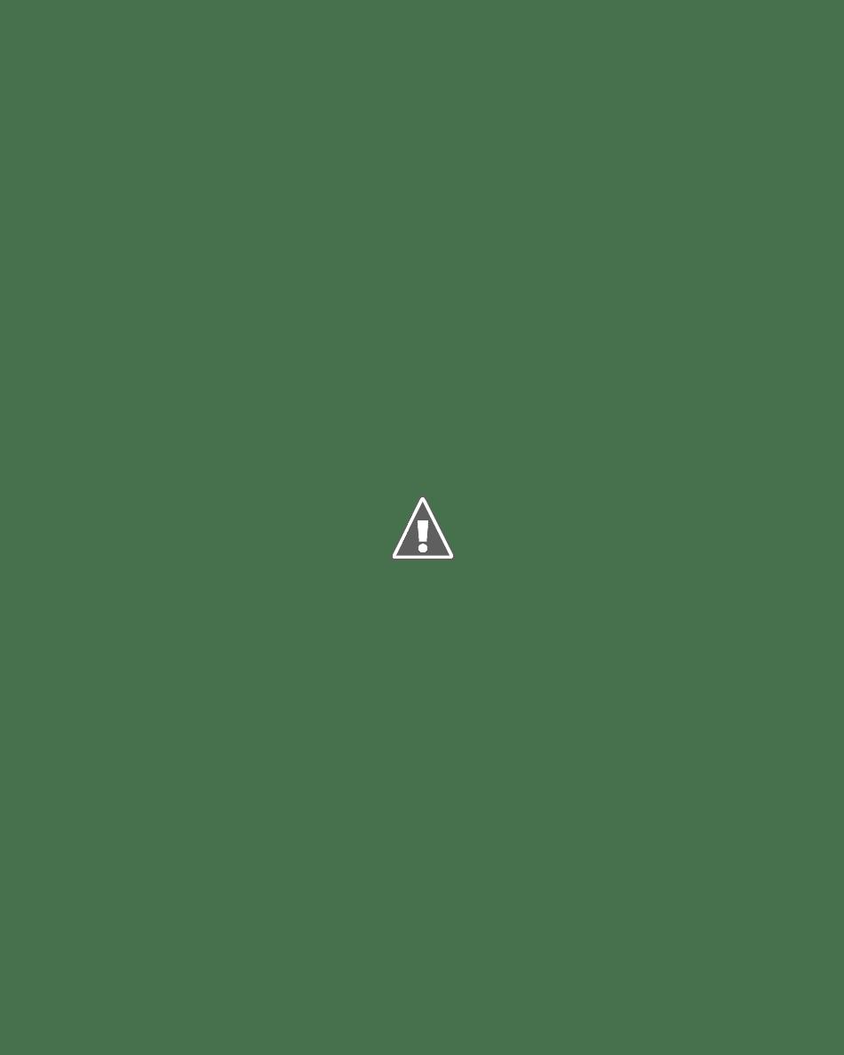 ホテルから観た石垣島の夕日と海