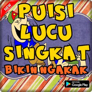 Puisi Lucu Singkat Bikin Ngakak Lengkap - náhled