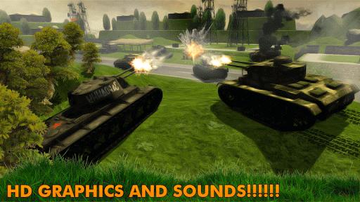 戦場戦車ブリッツ
