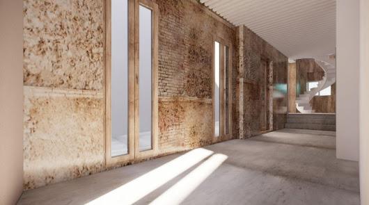 Así será la nueva casa de hermandad de la Soledad en pleno centro de Almería