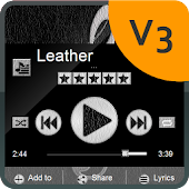Leather PlayerPro Skin