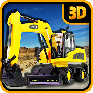 Heavy Excavator Simulator 3D for PC and MAC
