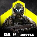Call of battle Survival Duty Modern FPS strike icon