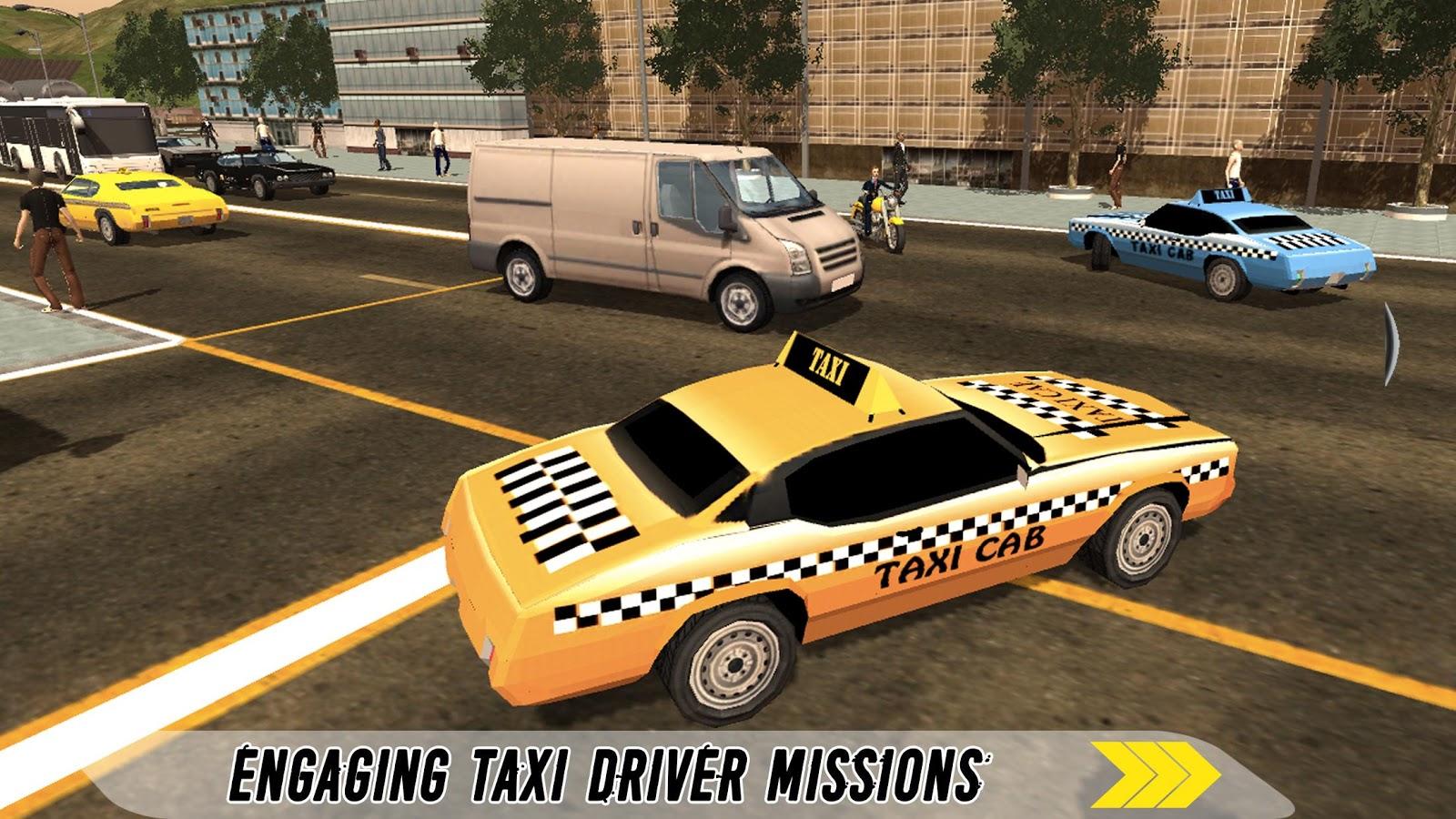 sim taxi 6