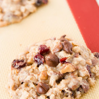 Cranberry Toffee Oatmeal Chippers
