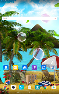 Paradise Live Wallpaper- screenshot thumbnail