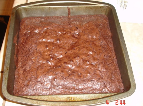 Mix egg, oil, and water thoroughly. Add brownie mix and combine until thoroughly moistened....