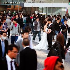 Wedding photographer Tsutomu Fujita (fujita). Photo of 02.02.2018