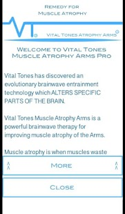 Vital Tones Stimulation Arms- screenshot thumbnail