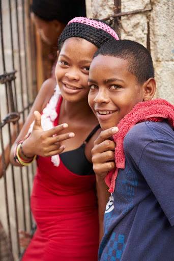 DR-Two-Local-Teens-Smiling.jpg - Two teens in the Dominican Republic.