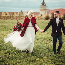 Wedding photographer Lyudmila Eremina (lyuca). Photo of 24.10.2016