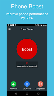 Doctor Clean - Speed Booster, junk file clean - náhled