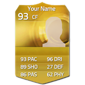 UltimateTeam Card Creator