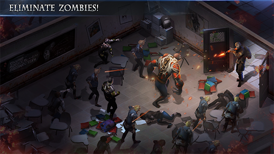 WarZ: Law of Survival MOD 1.8.7 (Unlimited Weapon/Armor) Apk + Data 5