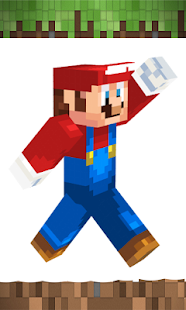 Mario Skin for MCPE - náhled