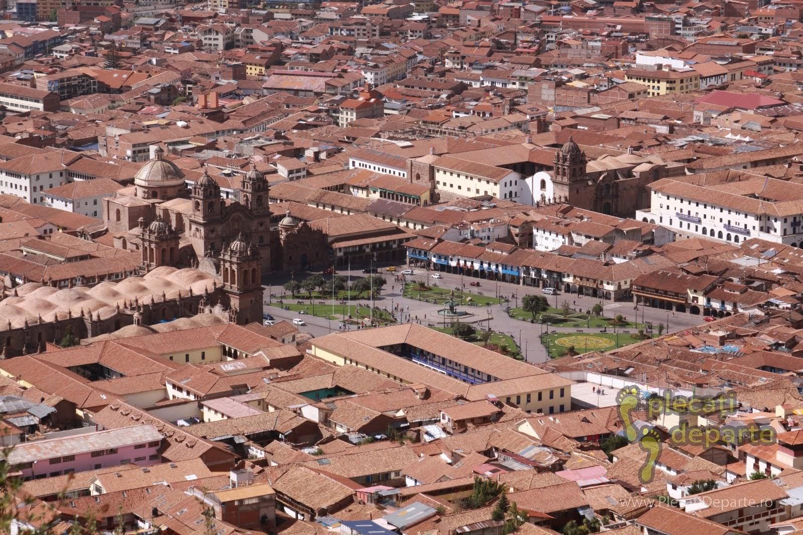 Cusco, capitala Regatului Quechua si a Imperiului Incas