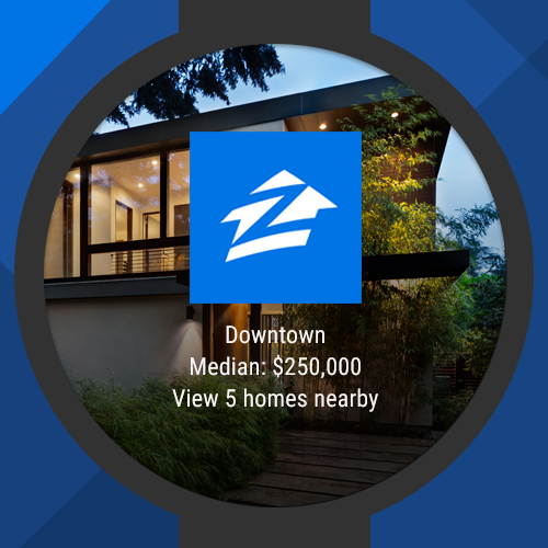 Screenshot 15 for Zillow's Android app'