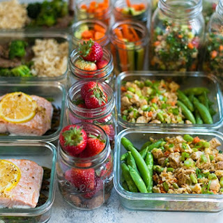 7-Day Meal Prep For Weight Loss.