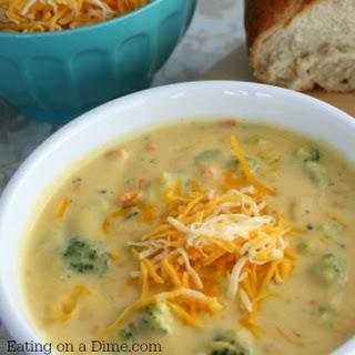 CopyCat Panera Recipe - Broccoli and Cheese Soup Recipe