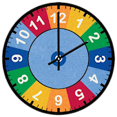 Kids Clock Learning - Learn Time Telling For Kids Android APK Download Free By ACKAD Developer.