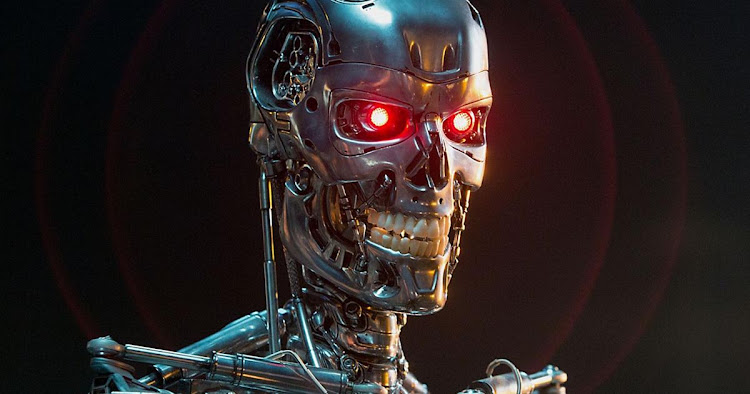 A killer robot from the Terminator movies. Picture: SUPPLIED