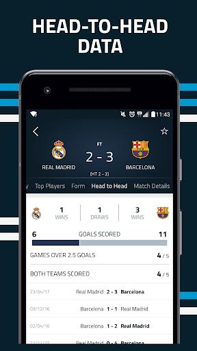 Goal.com 10.0.3 screenshots 5