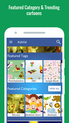 KidVid - Kids YouTube Videos 9.0 screenshots 2