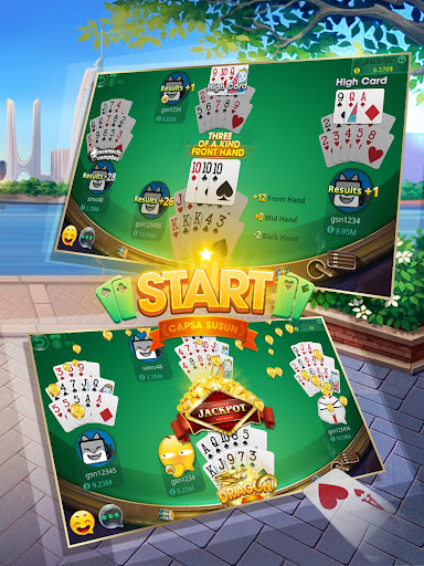 Pusoy - Chinese Poker Online - ZingPlay  screenshots 8