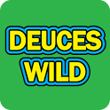 Deuces Wild Poker icon