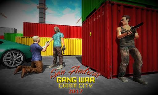 San Andreas Gang War Crime City 2017 1.0 screenshots 1