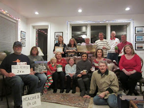 Photo: Mayberry Chapter Christmas Party (12/20/2014)