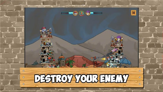 Glory of Tower Battle Screenshot