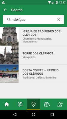 EL Guide Oporto (City Guide) - screenshot