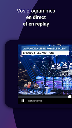 6play, TV en direct et replay 4.12.2 app download 2
