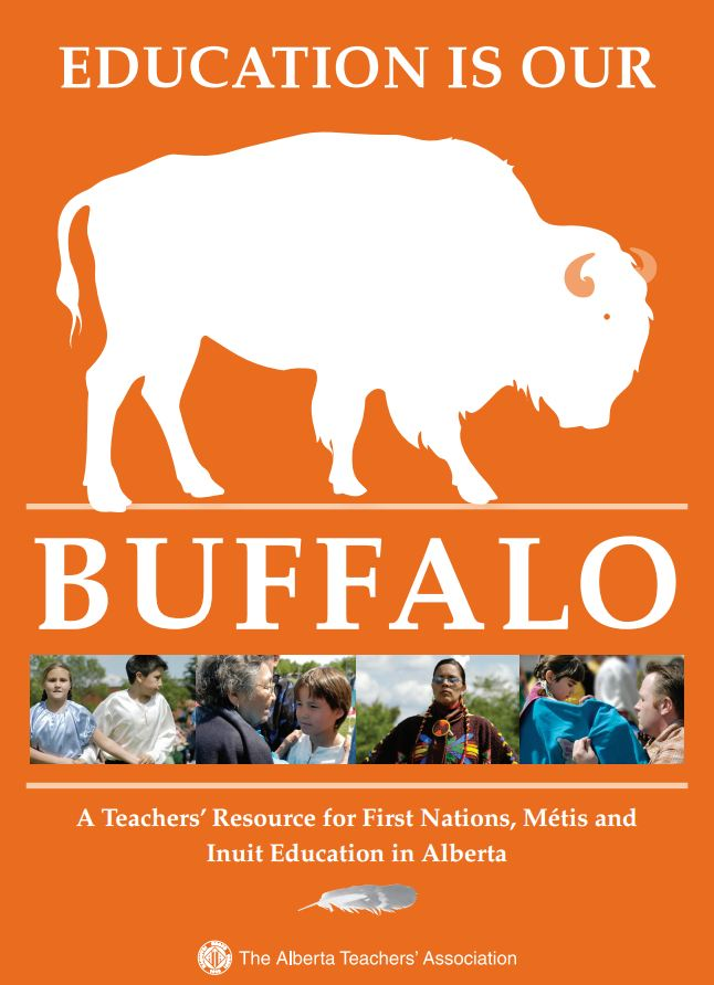 Education is Our Buffalo.JPG