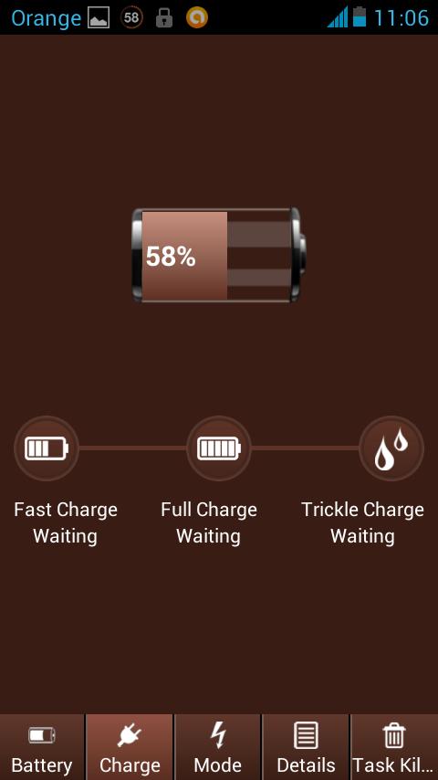 Скриншот Battery Saver Pro Free
