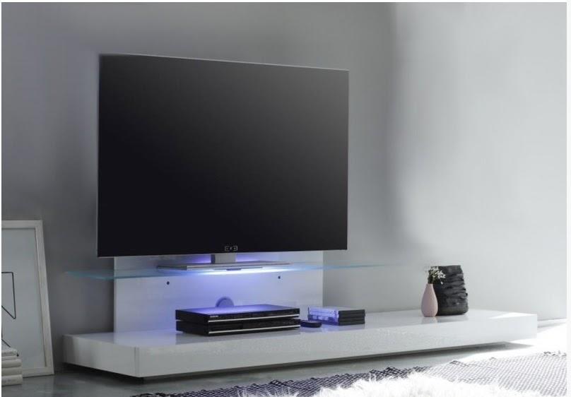 Porta tv moderno Bali mobile soggiorno in 4 colori base