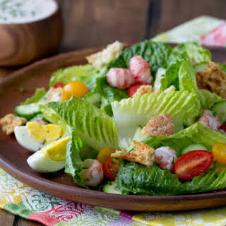 Old Bay Louie Salad.